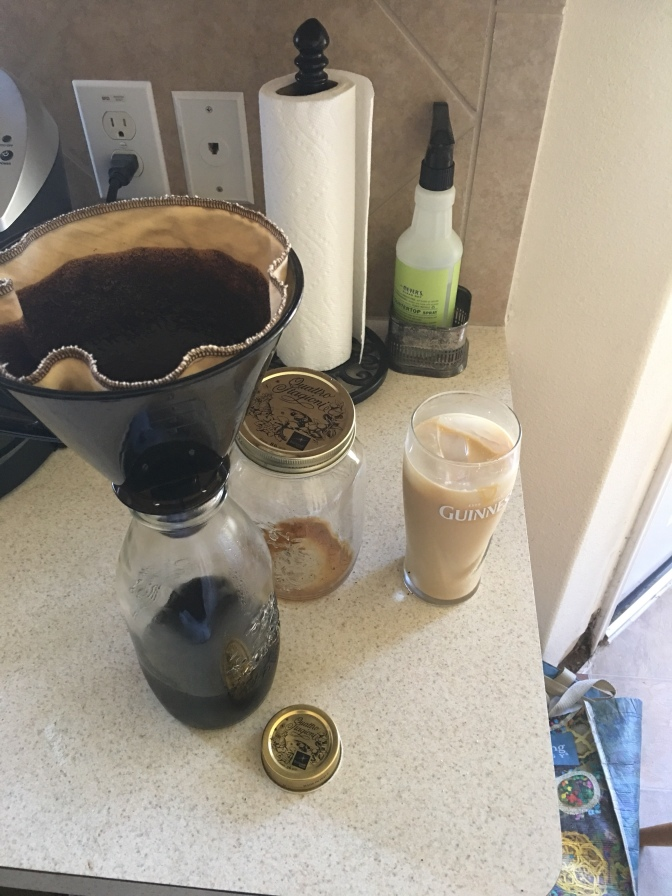Cold Brew Coffee, An Easy System