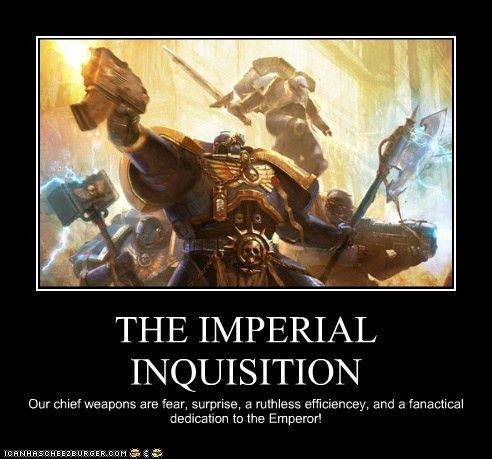 imperial inquisition